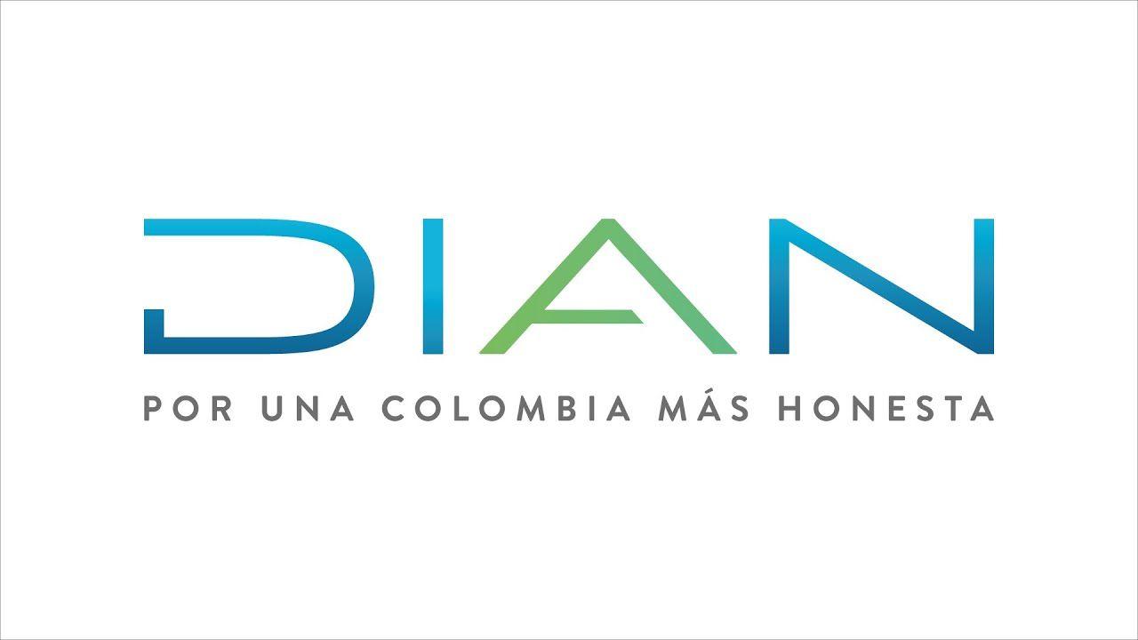 Logo DIAN