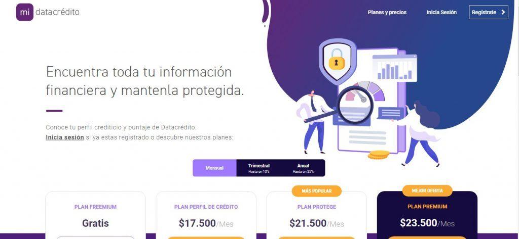 web datacredito
