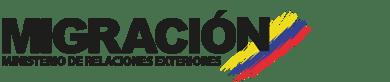 logo migracion colombia